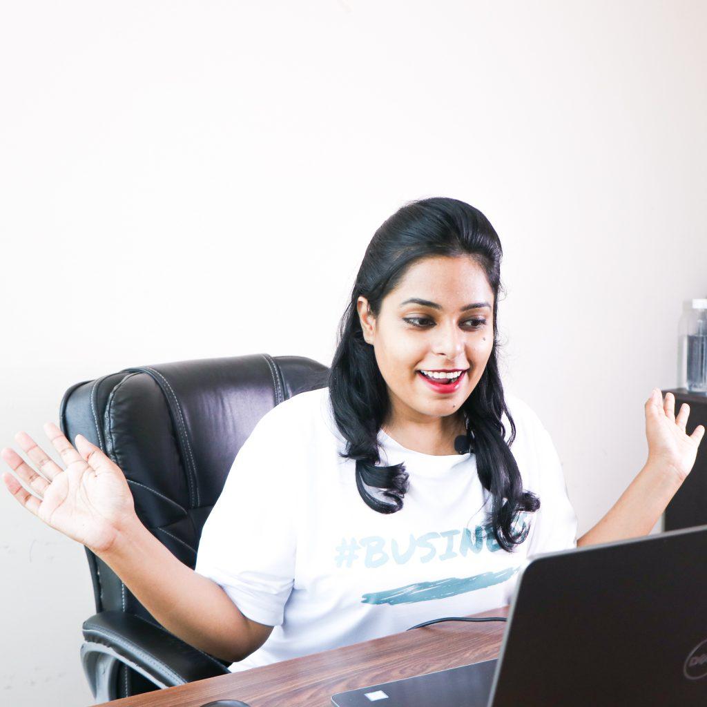 ankita kaushal from ankita talks