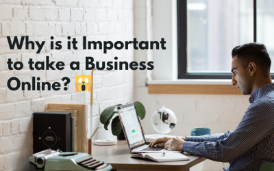 Why is it Important to take a Business Online