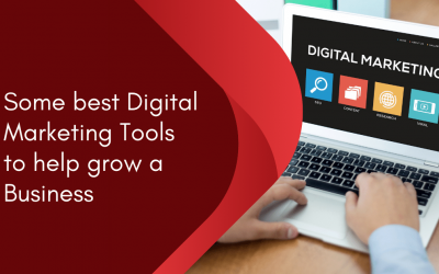Some Digital Marketing Tools to Grow a Business